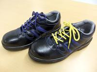 所ジョージ愛用 静電気防止機能つき安全靴 JW-753