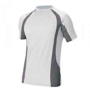 アイトス551035 コンプレスフィット半袖シャツ