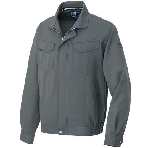 アイトス作業服AZ11201シリーズ 消臭機能で爽やかな着心地の作業服