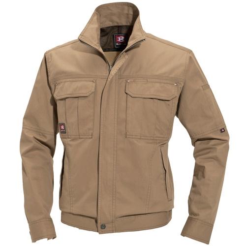 バートル作業服(旧クロカメ被服)8091シリーズ 火や熱に強い綿100%のソフトな着心地作業服