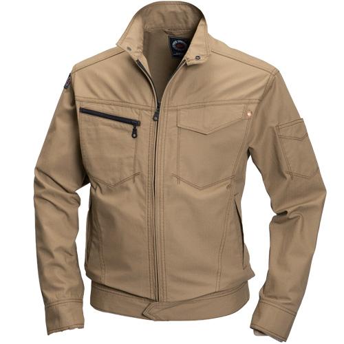 バートル作業服(旧クロカメ被服)5101シリーズ 仕事に使えるカジュアル作業服