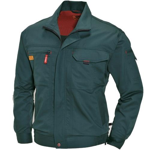 バートル作業服(旧クロカメ被服)8021シリーズ アメリカンワークウェアな作業服