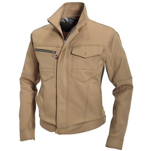 バートル作業服(旧クロカメ被服)7081シリーズ 作業現場からオフィスまで男女すべてスタイリッシュな作業服