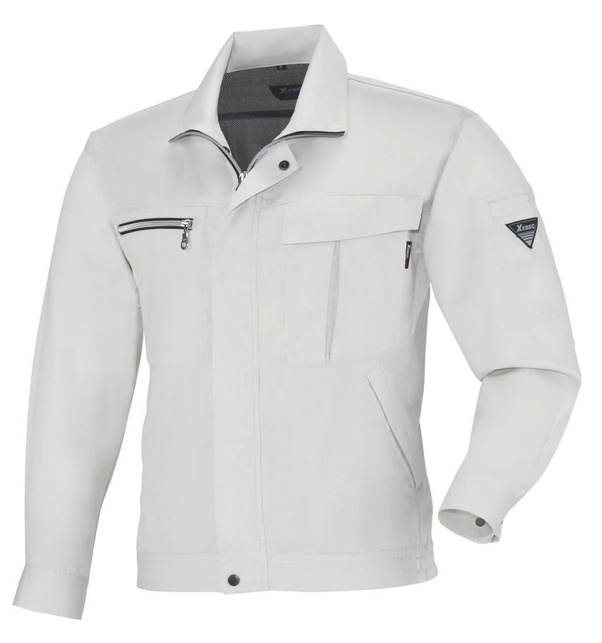 ジーベック作業服1254シリーズ
