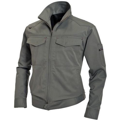 バートル作業服(旧クロカメ被服)1201シリーズ イタリアンカジュアルな作業服