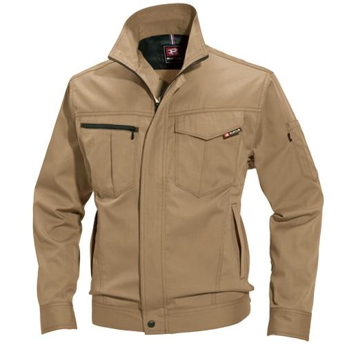 バートル作業服(旧クロカメ被服)6071シリーズ 幅広いワークシーンに対応作業服