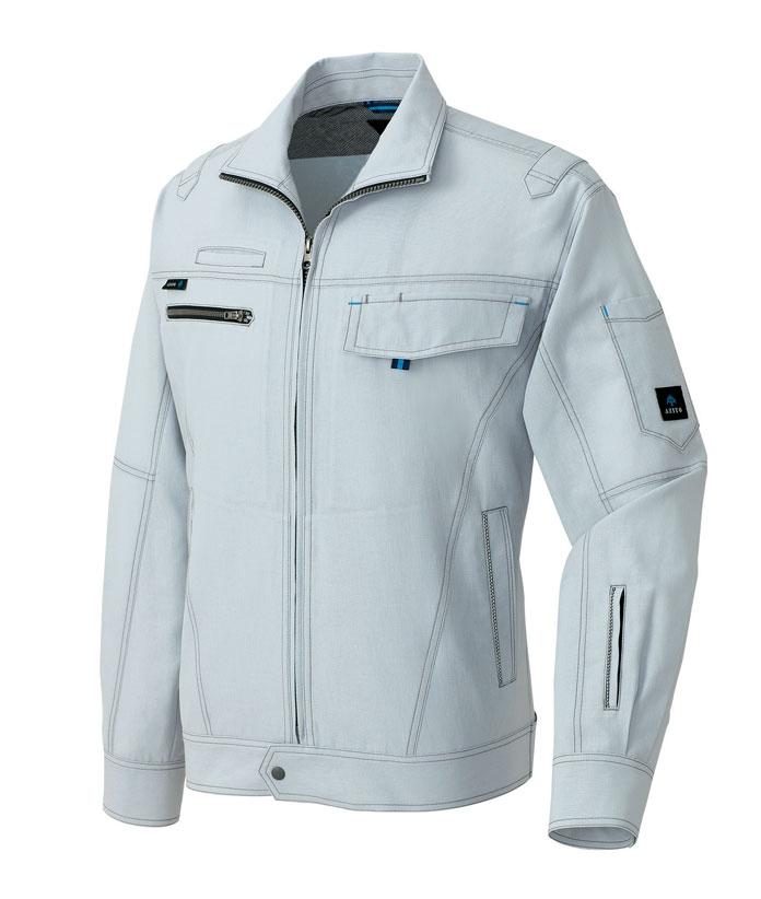 アイトス作業服AZ-30430シリーズ COOL DRY-ドライ愛す-空冷式ウェア