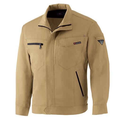 ジーベック作業服1634シリーズ 夏の新定番作業服
