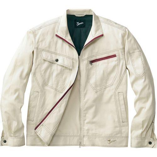 自重堂作業服55900シリーズ デザイン性と快適性兼ね備えた作業服