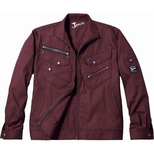自重堂作業服56000シリーズ 、ワーカーのプライドに響くクールな作業服