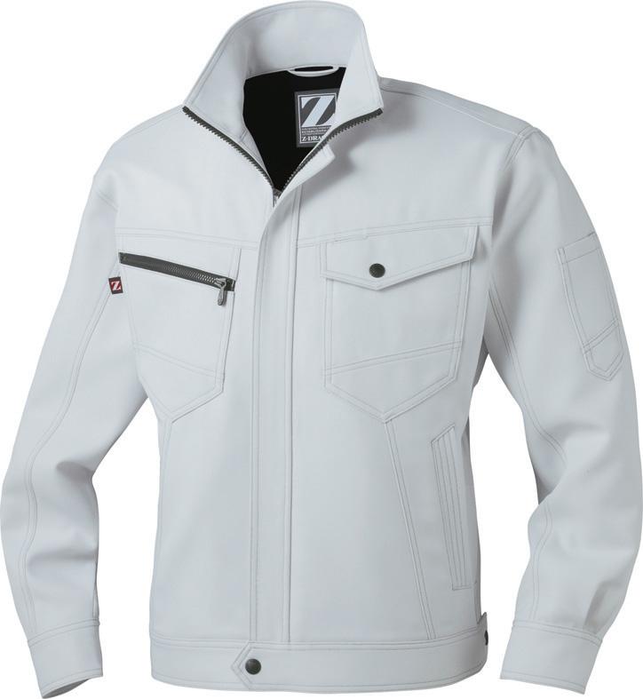 自重堂作業服Z-DRAGON71300シリーズ ソフトな風合いが魅力の裏綿素材作業服