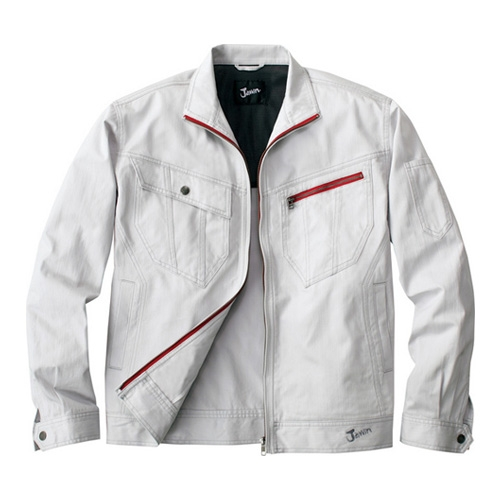 自重堂作業服51900シリーズ 着込むほど『味』が出るスタイリッシュな作業服