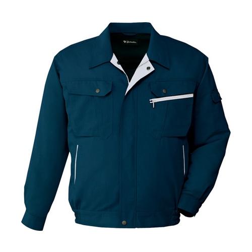 自重堂作業服82200シリーズ 吸湿発熱加工を施したウォームビズ対応した作業服