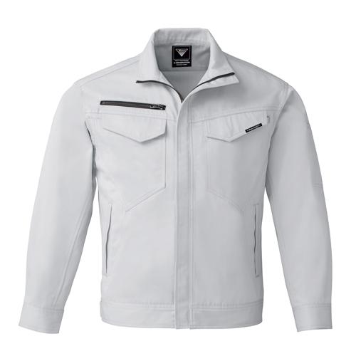 ジーベック作業服1680シリーズ 静電気帯電防止素材の作業服