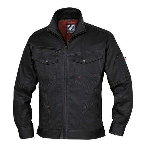自重堂作業服Z-DRAGON75200シリーズ天然素材特有の着心地作業服