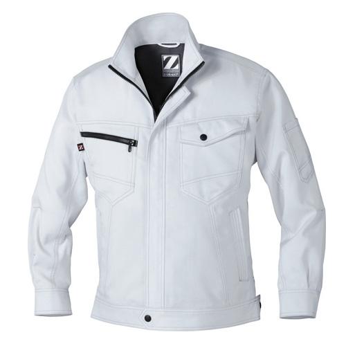自重堂作業服Z-DRAGON75300シリーズ 清涼感のある裏綿素材作業服