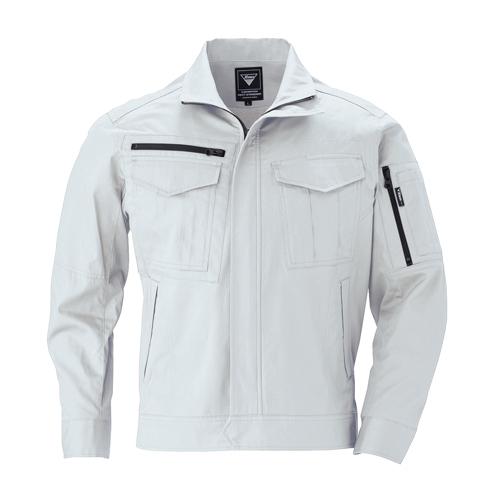ジーベック作業服2014シリーズ 火気に強い綿100%作業服