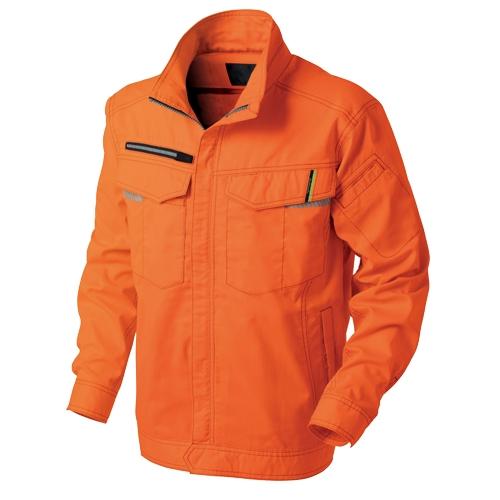 タカヤ作業服NK-1004シリーズ作業着デザインを進化させ安全服の概念を変えるNightKnightシリーズ