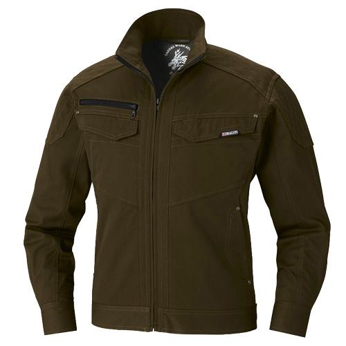 自重堂作業服Z-DRAGON71400シリーズ 丈夫でソフトな着心地作業服