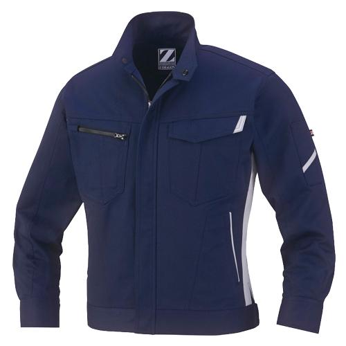 自重堂作業服Z-DRAGON71500シリーズ 丈夫でソフトな着心地作業服