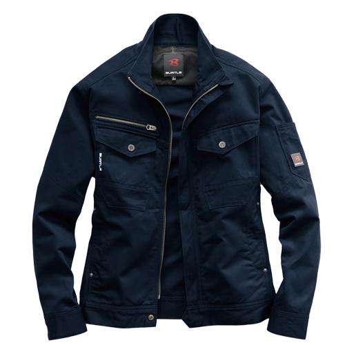 バートル作業服(旧クロカメ被服)8101シリーズ 綿の耐久性を高めた作業服