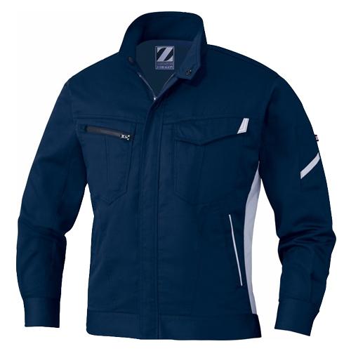 自重堂作業服Z-DRAGON75500シリーズ 丈夫でソフトな着心地作業服