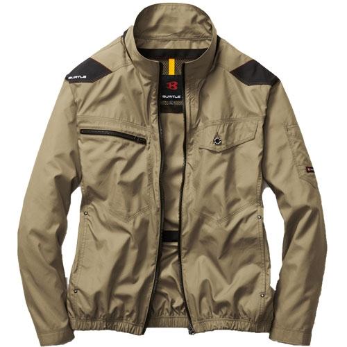 バートルAC1021 ポリエステル100%の空調服 話題沸騰!猛暑対応ファン付き作業服