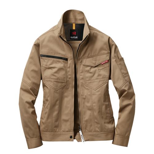 バートル作業服(旧クロカメ被服)1701シリーズ日本製素材使いでスタイリッシュに進化した作業服