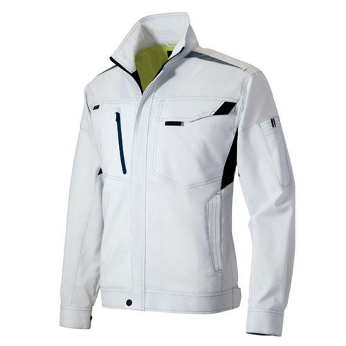 アイトス作業服AZ-2501シリーズ ストレッチ裏綿作業着