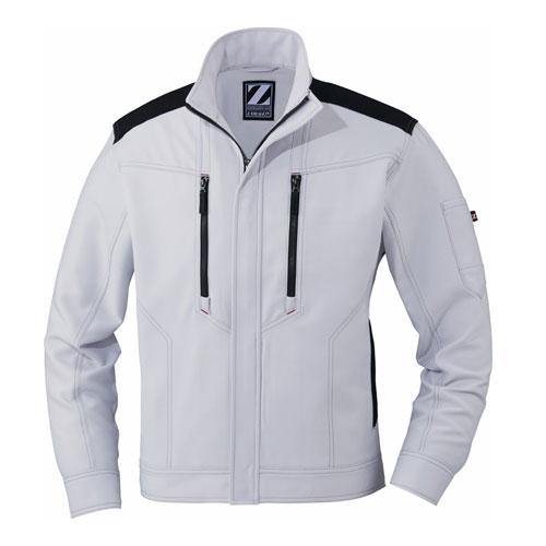 自重堂作業服Z-DRAGON72000シリーズ ストレッチ性が魅力の裏綿素材作業服