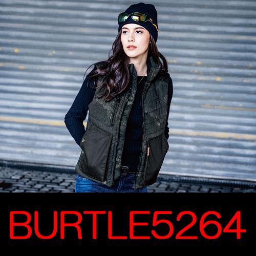 バートル作業服(旧クロカメ被服)5260シリーズ 防風・保温性とパワフルな耐久性防寒着