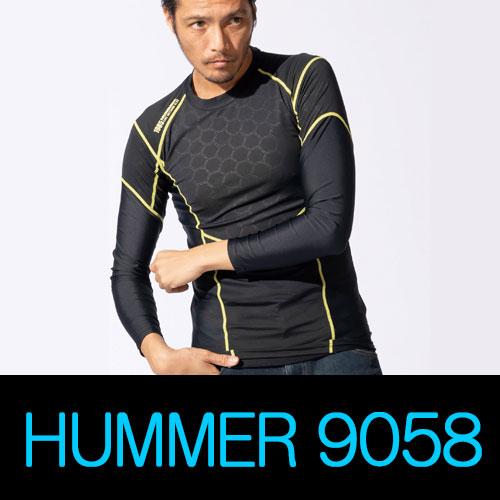 ATACK BASE(アタックベース) HUMMER9058-15パーフェクト冷感仕様コンプレッション
