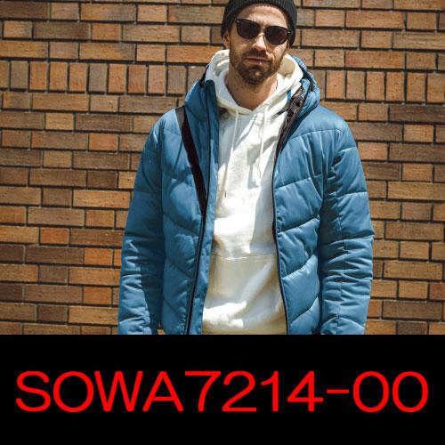 桑和作業服7214シリーズG.GROUND防寒着