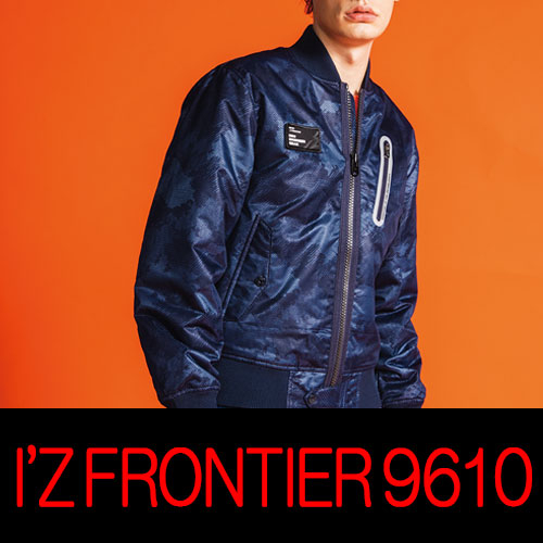 アイズフロンティア作業服IZFRONTIER9610シリーズ