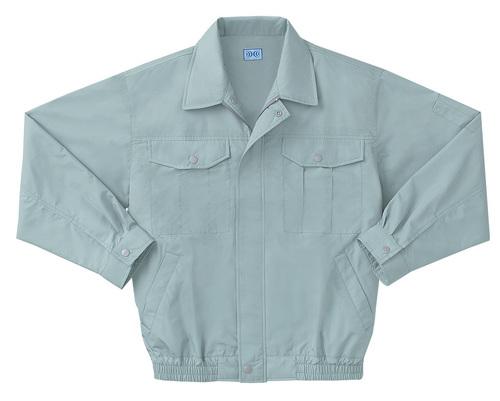 KU90540 長袖ワークブルゾン[社名刺繍無料] 7/モスグリーン