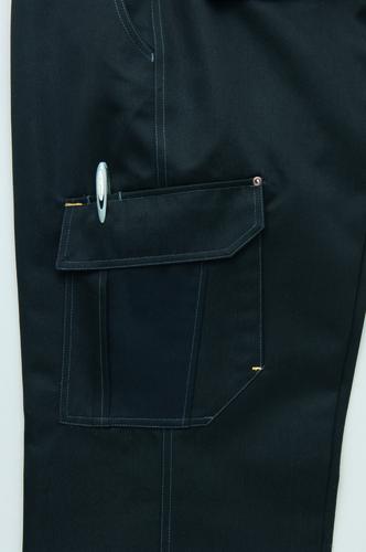 AZ-3821 カーゴパンツ(ノータック) ペン差しポケット