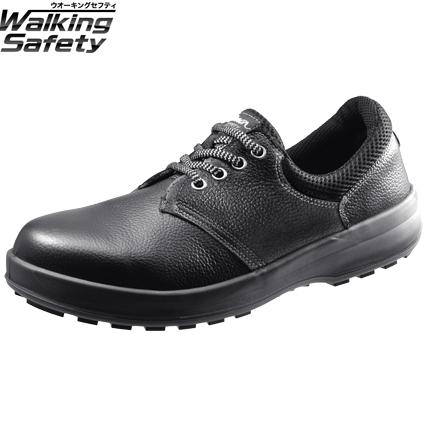 シモン安全靴 WS11 黒 短靴