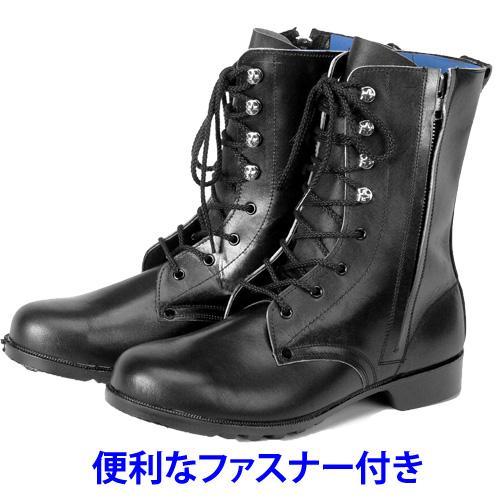 AOKI-703C スタンダードタイプ長編上靴(ファスナー付)