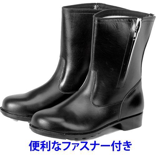 AOKI-806C スタンダードタイプ半長靴(ファスナー付)