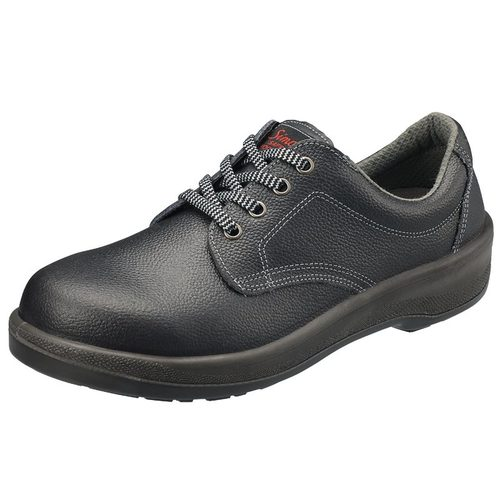 SIMON-7511 シモン安全靴 7511 黒 短靴