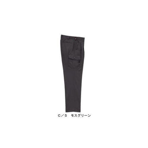 OKAWA-K40406 【各サイズ1本限り】山本寛斎デザイン KANSAI K40406 パッチスラックス