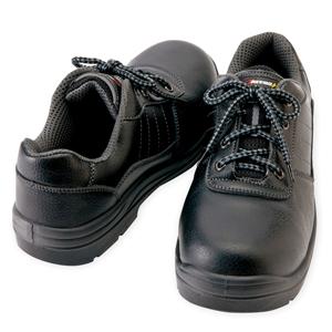 AZ-59810 セーフティシューズ(ウレタン短靴ヒモ) 010/ブラック