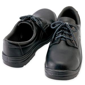 AZ-59811 セーフティシューズ(ウレタン短靴ヒモ) 010/ブラック