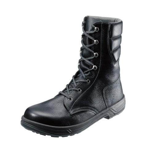 シモン安全靴 SS33 黒 長編上靴