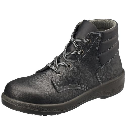 シモン安全靴7522 黒 編上靴