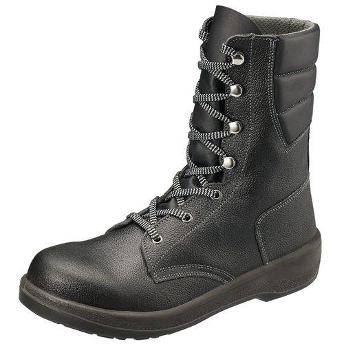 シモン安全靴7533 黒 長編上靴