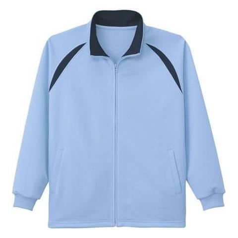DESKWH90065 ハーフジャケット(男女兼用) カラー:サックス