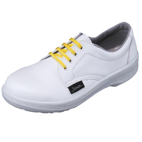 SIMON-7511SEIDENW_1 シモン安全靴 7511 白静電靴