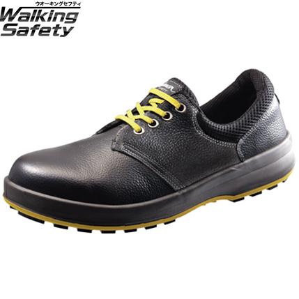 シモン安全靴 WS11 黒静電靴