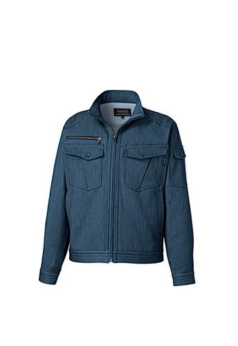 TAKA_GC2800 GRANCISCO(グランシスコ)ジャケット 32/インディゴ